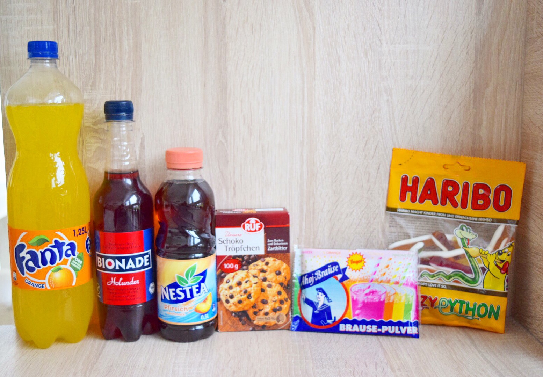 Halloween DIY Drinks & Snacks - Jeennny